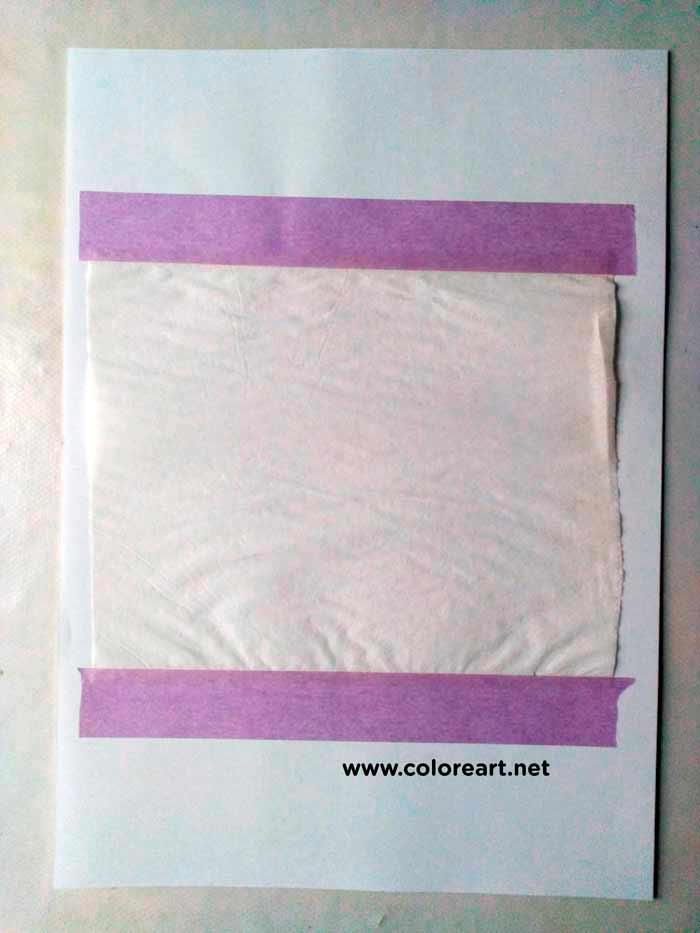 como imprimir papel de seda en impresora normal