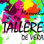 cartel de acividades para niños verano 2017 coloreart Bilbao