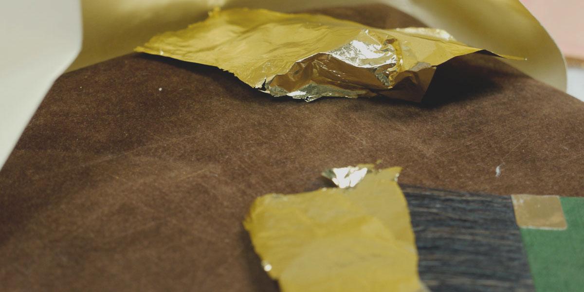 laminas de pan de oro