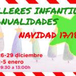 actividades para niños navidad