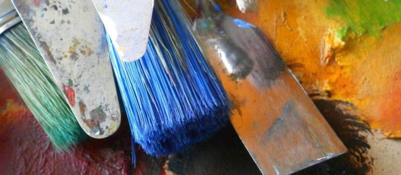 brochas para pintura
